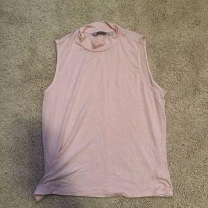 Athleta Pink Tank Top